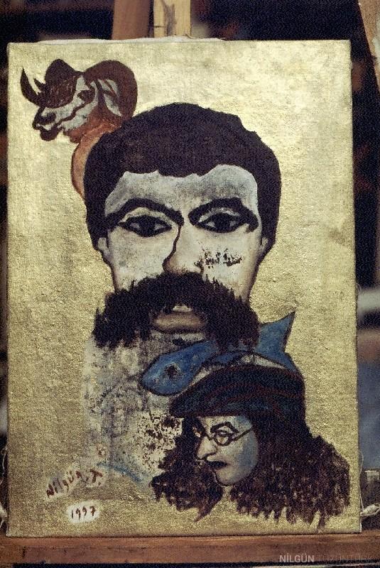 Tuval Üzerine Yağlıboya 1997