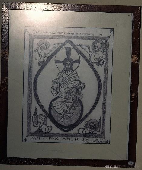 25x35 Kağıt Üzerine Desen 1997